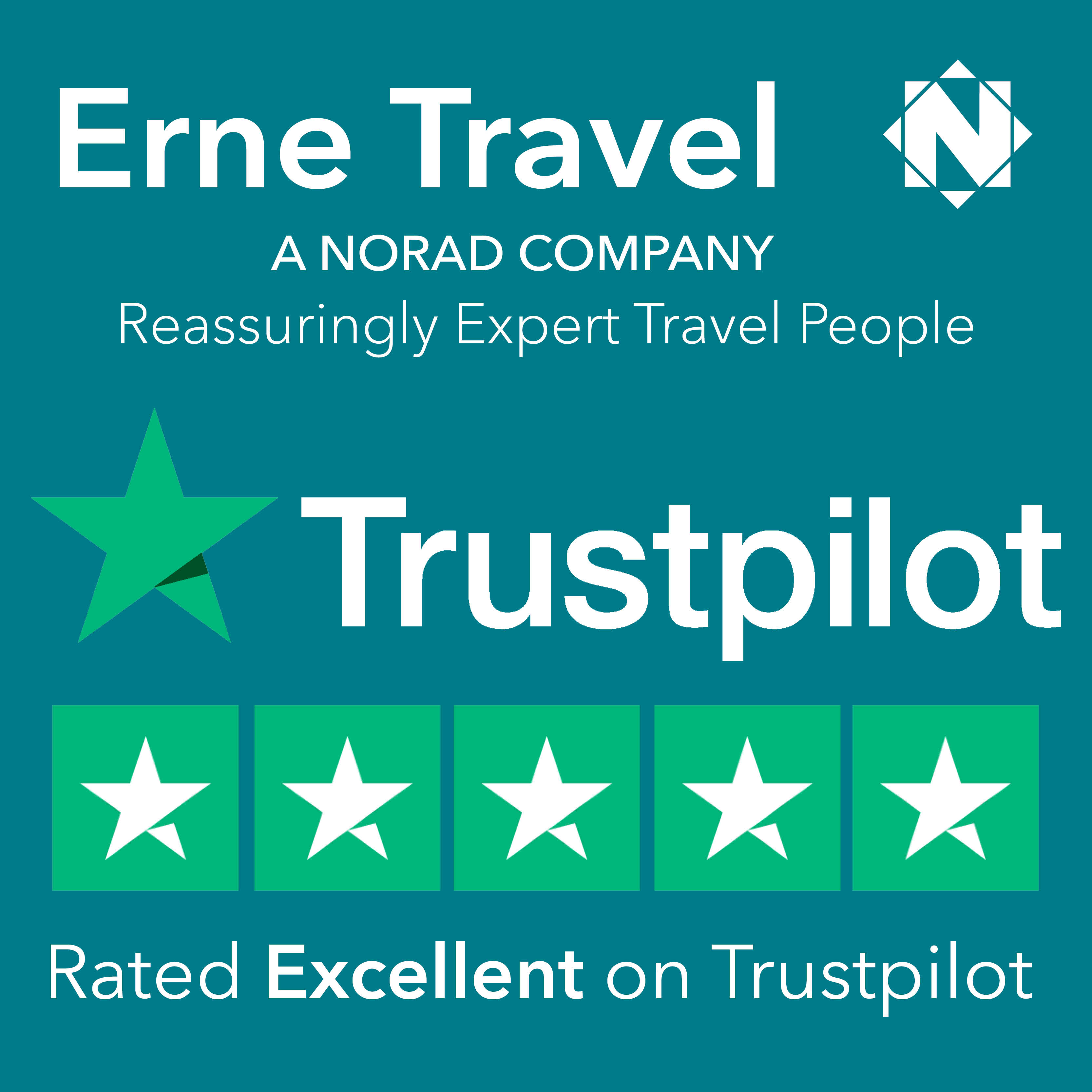Erne Travel Reassuringly Expert Travel People