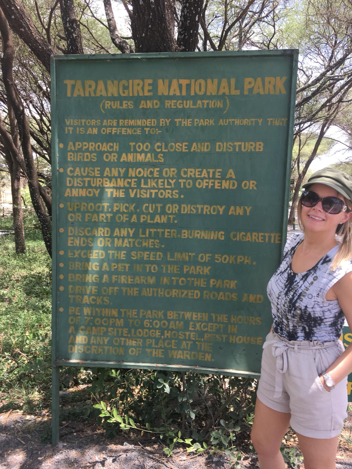 Tarangire National Park | Lisa's African Adventure | Erne Travel