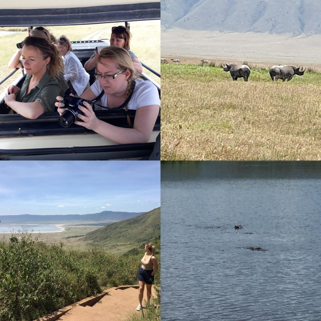 Journey back to Ngorongoro | Lisa's Africa Adventure | Erne Travel