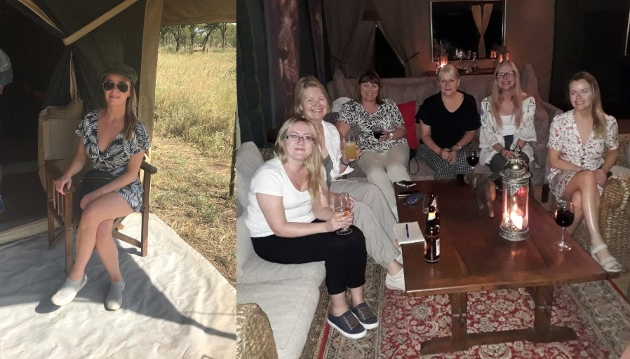 Nimali Camp Serengeti | Lisa's African Adventure | Erne Travel
