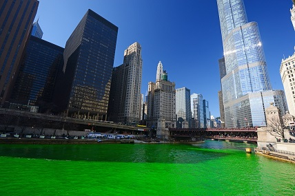 stpatsday Chicago green river 213898111